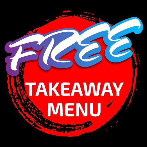 Free Takeaway Menu - Zinpify, Milton Keynes