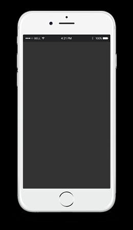 Smartphone Mobile Website - Zinpify, Milton Keynes